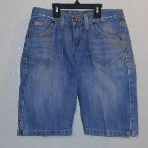 Cruel Girl denim shorts